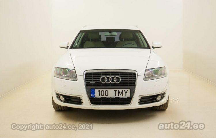 Osta kasutatud Audi A6 Avant Quattro Sport-Line 3.0  171 kW  värv  Tallinnas