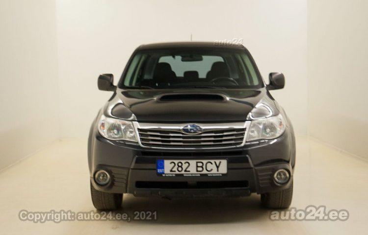 Osta kasutatud Subaru Forester 2.0  108 kW  värv  Tallinnas