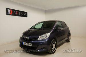 Osta kasutatud Toyota Yaris 1.3  73 kW 2013 värv hall Tallinnas