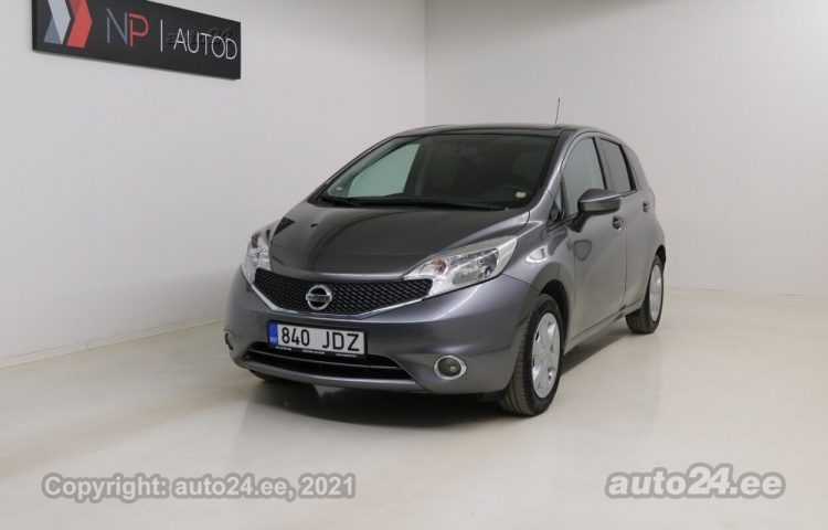 By used Nissan Note Eco Elegance 1.5  66 kW  color  for Sale in Tallinn
