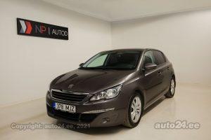 Osta kasutatud Peugeot 308 ProLine 1.2  96 kW 2014 värv pruun Tallinnas