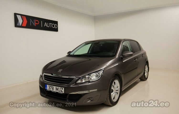 By used Peugeot 308 ProLine 1.2  96 kW  color  for Sale in Tallinn