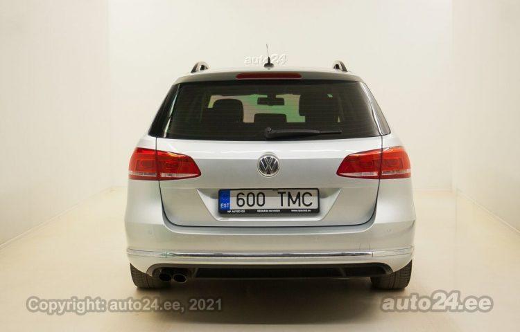 Osta kasutatud Volkswagen Passat Variant 1.8  118 kW  värv  Tallinnas