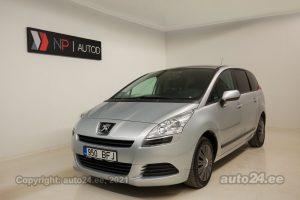 Osta kasutatud Peugeot 5008 Family  s 1.6  88 kW 2011 värv hõbedane Tallinnas