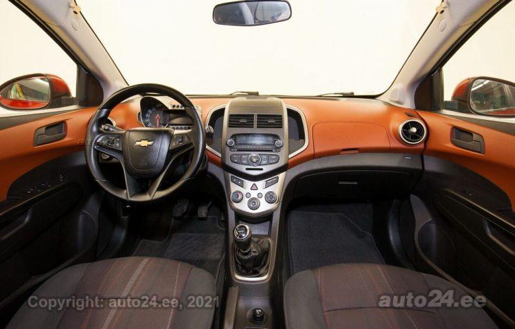 Osta kasutatud Chevrolet Aveo 1.4  74 kW  värv  Tallinnas
