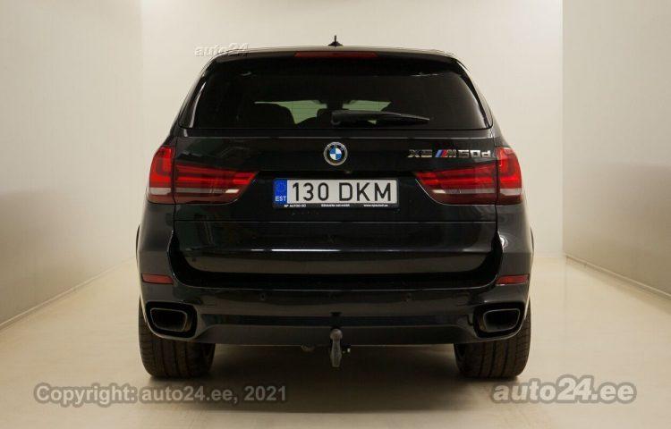 Osta kasutatud BMW X5 M50d M Pakett Sport-Automatic 3.0 Tri-Turbo  280 kW  värv  Tallinnas