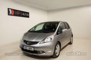 Osta kasutatud Honda Jazz 1.3  73 kW 2010 värv helehall Tallinnas