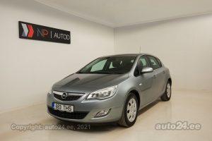 Osta kasutatud Opel Astra 1.6  85 kW 2010 värv hall Tallinnas