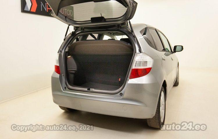 Osta kasutatud Honda Jazz 1.3  73 kW  värv  Tallinnas