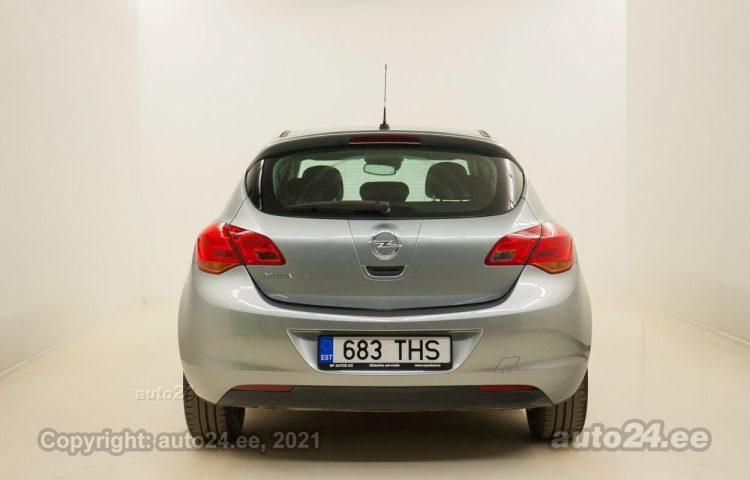 Osta kasutatud Opel Astra 1.6  85 kW  värv  Tallinnas