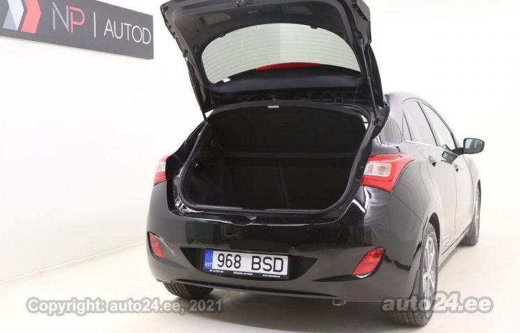 Osta kasutatud Hyundai i30 Go Edition 1.6  99 kW  värv  Tallinnas