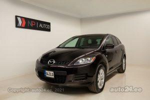 Osta kasutatud Mazda CX-7 Zoom-Zoom 2.3  182 kW 2007 värv tumepruun Tallinnas