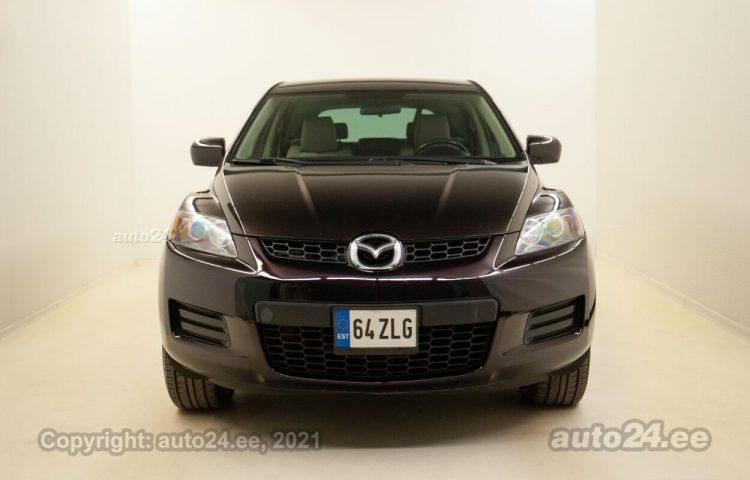 Osta kasutatud Mazda CX-7 Zoom-Zoom 2.3  182 kW  värv  Tallinnas
