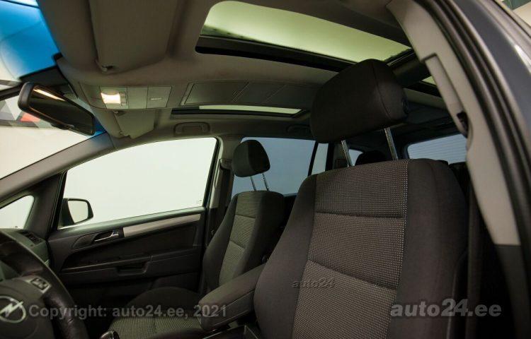 Osta kasutatud Opel Zafira Elegance 1.7  92 kW  värv  Tallinnas