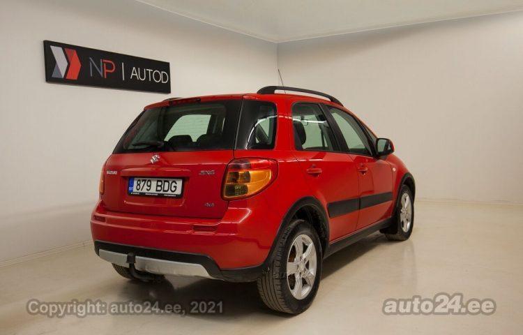 Osta kasutatud Suzuki SX4 1.6  88 kW  värv  Tallinnas