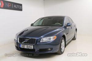 Osta kasutatud Volvo S80 2.5  147 kW 2007 värv sinine met. Tallinnas
