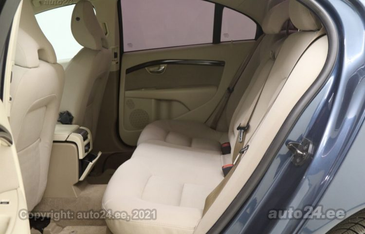 Osta kasutatud Volvo S80 2.5  147 kW  värv  Tallinnas
