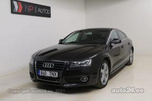Osta kasutatud Audi A5 Executive Sportback 2.7  140 kW 2010 värv tumehall Tallinnas