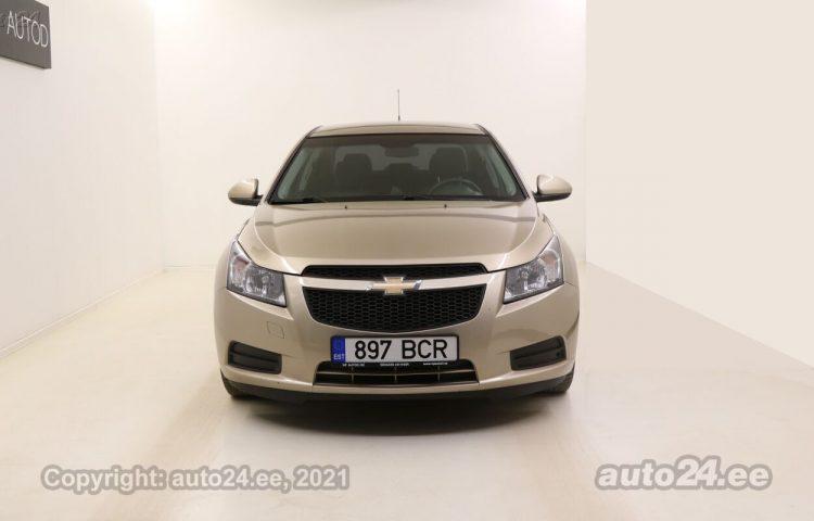 Osta kasutatud Chevrolet Cruze J300 1.6  83 kW  värv  Tallinnas