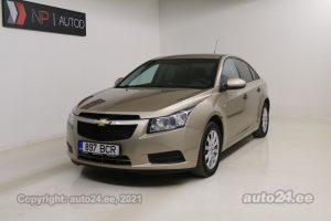 Osta kasutatud Chevrolet Cruze J300 1.6  83 kW 2010 värv kollane Tallinnas