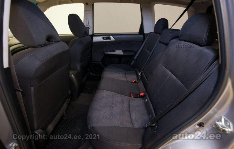 Osta kasutatud Subaru Forester 2.0  110 kW  värv  Tallinnas