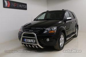 Osta kasutatud Kia Sorento Special Edition 2.5  125 kW 2011 värv must Tallinnas