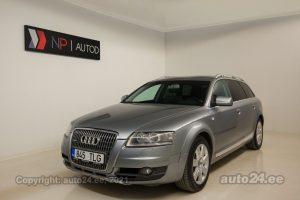 Osta kasutatud Audi A6 allroad Quattro Executive 3.0  155 kW 2008 värv hall Tallinnas