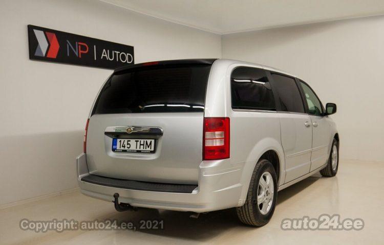 Osta kasutatud Chrysler Grand Voyager Stow&Go 2.8  120 kW  värv  Tallinnas