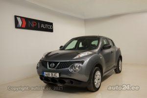 Osta kasutatud Nissan Juke Crossover 1.6  86 kW 2013 värv hall Tallinnas