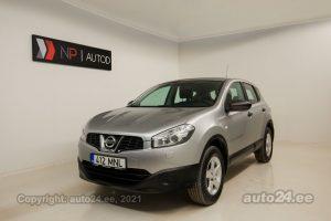 Osta kasutatud Nissan Qashqai Business 1.6  84 kW 2011 värv hall Tallinnas