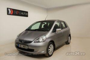 Osta kasutatud Honda Jazz Elegance 1.3  61 kW 2007 värv hõbedane Tallinnas