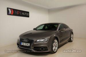 Osta kasutatud Audi A7 Executive S-line 2.8  150 kW 2011 värv hall Tallinnas