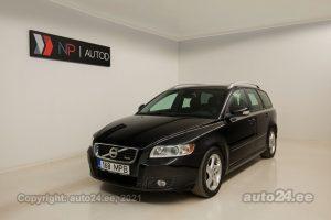 Osta kasutatud Volvo V50 R-Design 1.6  84 kW 2012 värv must Tallinnas