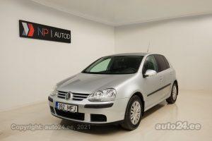Osta kasutatud Volkswagen Golf Trendline 1.6  75 kW 2005 värv hall Tallinnas
