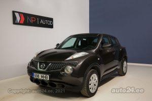 Osta kasutatud Nissan Juke Pure Drive 1.6  86 kW 2011 värv tumepruun Tallinnas