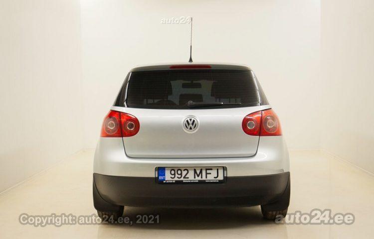 Osta kasutatud Volkswagen Golf Trendline 1.6  75 kW  värv  Tallinnas