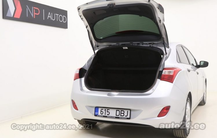 By used Hyundai i30 Economy 1.4  66 kW  color  for Sale in Tallinn