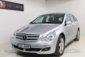 Osta kasutatud Mercedes-Benz R 320 3.0  165 kW 2007 värv helehall Tallinnas