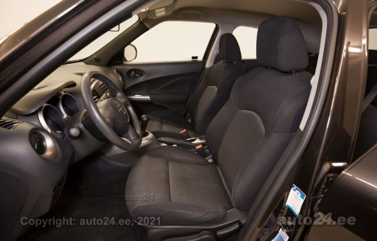 Osta kasutatud Nissan Juke Pure Drive 1.6  86 kW  värv  Tallinnas