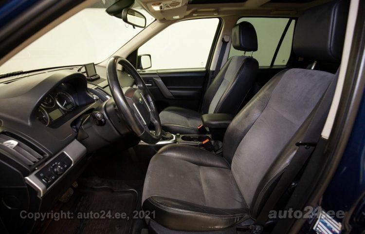 Osta kasutatud Land Rover Freelander SE TD4 2.2  112 kW  värv  Tallinnas