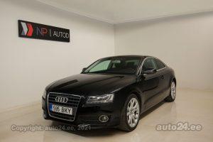 Osta kasutatud Audi A5 Coupe Sportline 2.7  140 kW 2010 värv must Tallinnas