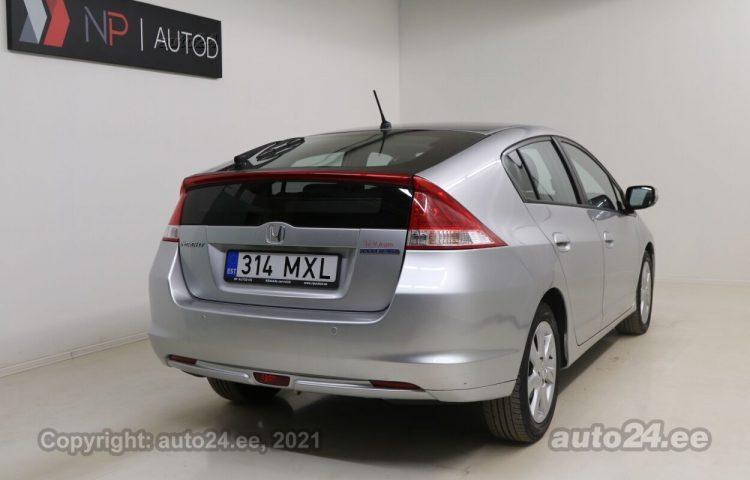 Osta kasutatud Honda Insight Eco Hybrid Tech 1.3  65 kW  värv  Tallinnas