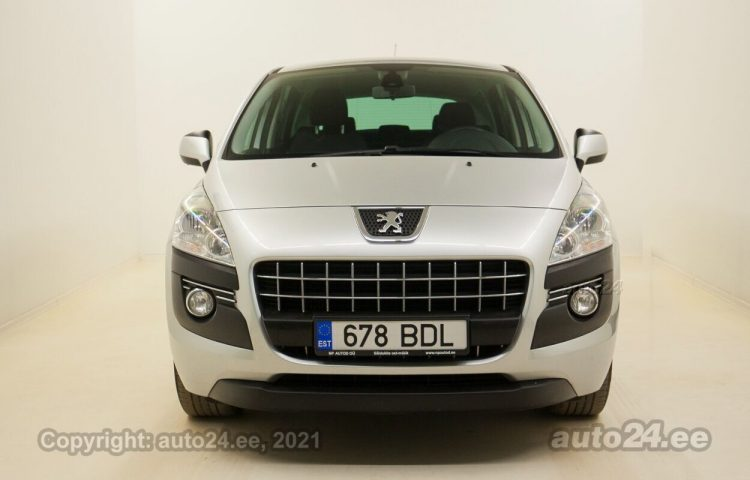 By used Peugeot 3008 ATM 1.6  115 kW  color  for Sale in Tallinn
