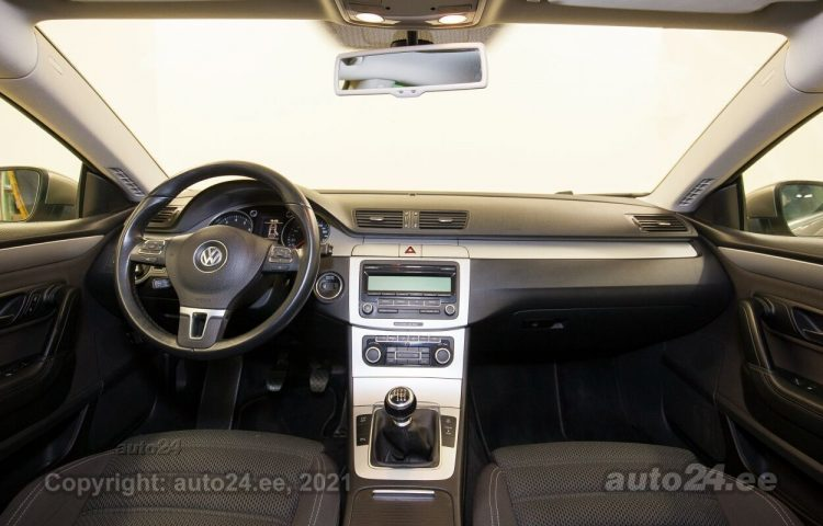 Osta kasutatud Volkswagen Passat CC Sportline 2.0  147 kW  värv  Tallinnas
