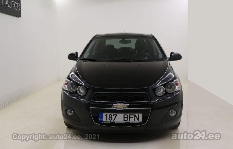 Osta kasutatud Chevrolet Aveo 1.6  85 kW  värv  Tallinnas