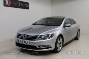 By used Volkswagen CC Sportback 2.0  147 kW 2013 color gray for Sale in Tallinn