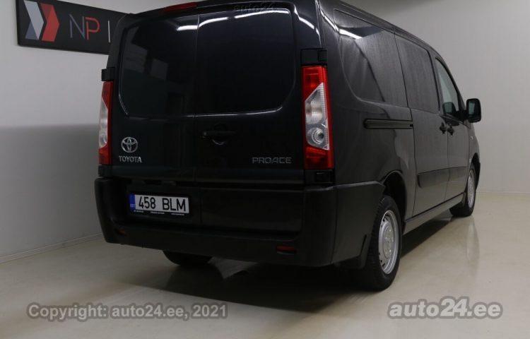 Osta kasutatud Toyota ProAce 2.0  94 kW  värv  Tallinnas