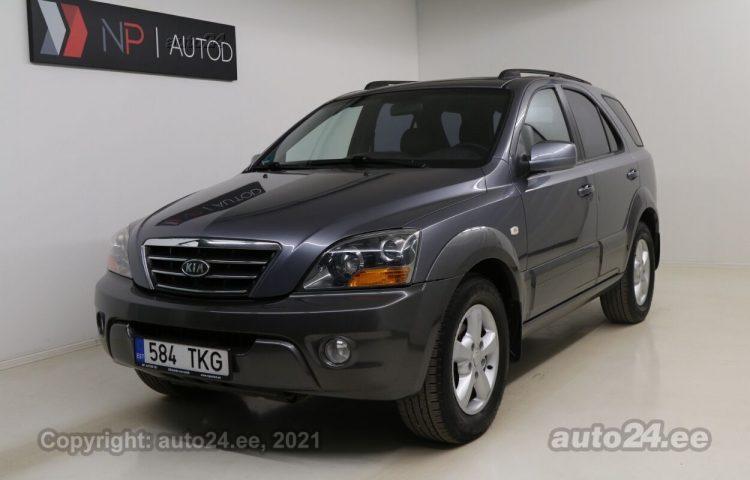 Osta kasutatud Kia Sorento Executive 4WD 2.5  125 kW  värv  Tallinnas