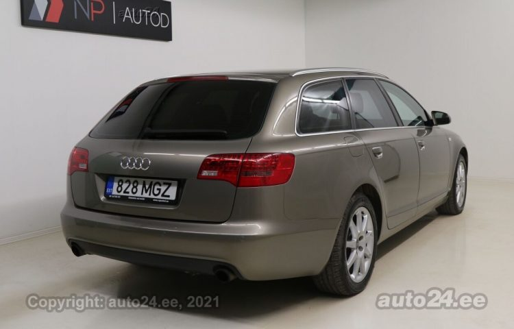Osta kasutatud Audi A6 Avant 2.0  125 kW  värv  Tallinnas
