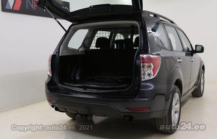 Osta kasutatud Subaru Forester XS 2.0  108 kW  värv  Tallinnas